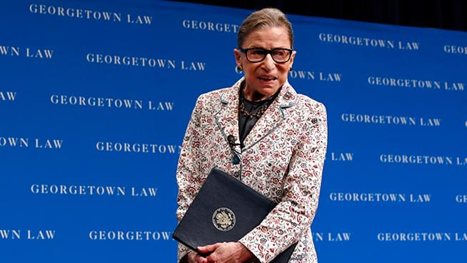 Ronn Owens Report: Ronn Discusses the Passing of Justice Ruth Bader Ginsburg