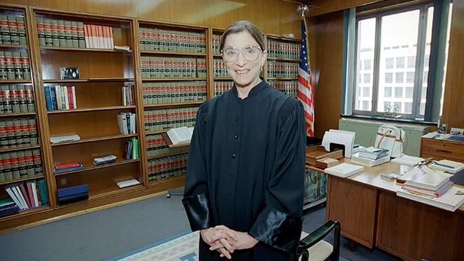 The John Rothmann Show: Life after Ruth Bader Ginsburg