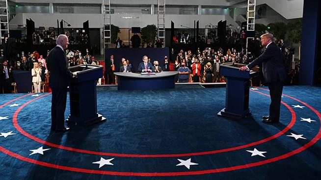 Presidential Debate Commission Will Change Format After Tuesday's Chaos