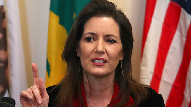 Oakland Mayor Doesn't Want Her City's Name in Trump's 'Evil and Ignorant Mouth' Ever Again