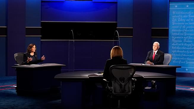 The John Rothmann Show: The Vice Presidential Debate