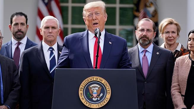 The John Rothmann Show: Trump administration 'took a crisis and turned it into a tragedy'