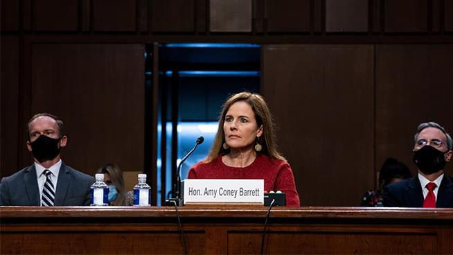 Amy Coney Barrett SCOTUS Hearings