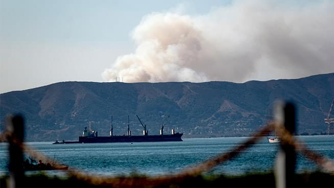 Sign Hill Fire: Mandatory Evacuations in South San Francisco
