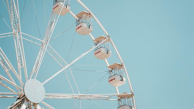 SkyStar Ferris Wheel Opens in Golden Gate Park for its 150th Birthday