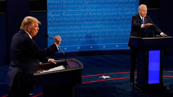 The Final Presidential Debate Before Election Day, John Rothmann Discusses