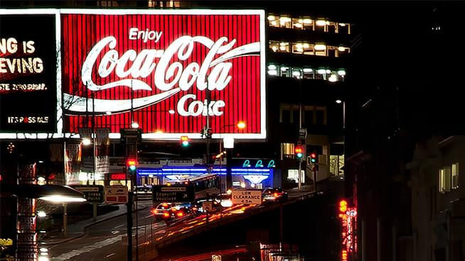San Francisco's Iconic Coca-Cola Sign Will be Taken Down After 83 Years