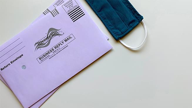 Ronn Owens Report: Voting by Mail for the First Time Amid COVID-19 Pandemic