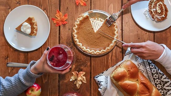 The John Rothmann Show: Thanksgiving Gathering Guidelines for California