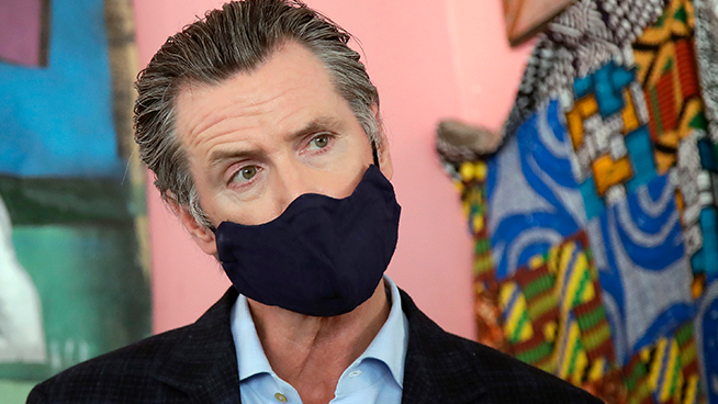 Newsom Caught Not Following COVID Guidelines, Issues Apology