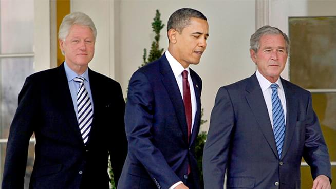 The John Rothmann Show: Can 3 Presidents Bring Covid-19 Confidence?