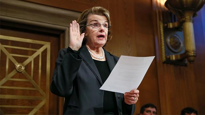 Ronn Owens Report: Is Dianne Feinstein too old for the Senate?