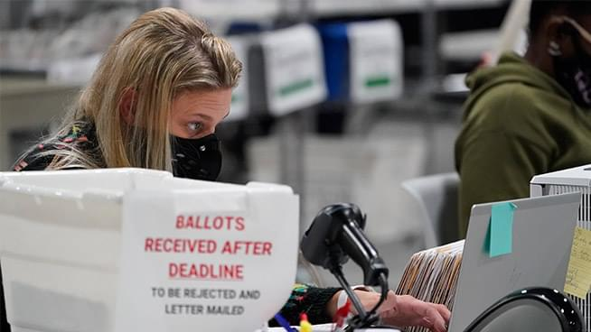 Ronn Owens Report: 1/3 of American's think the 2020 election was illegitimate
