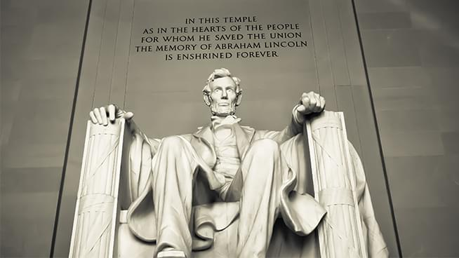 The John Rothmann Show: Lincoln wasn't perfect. Do we change the school's name?