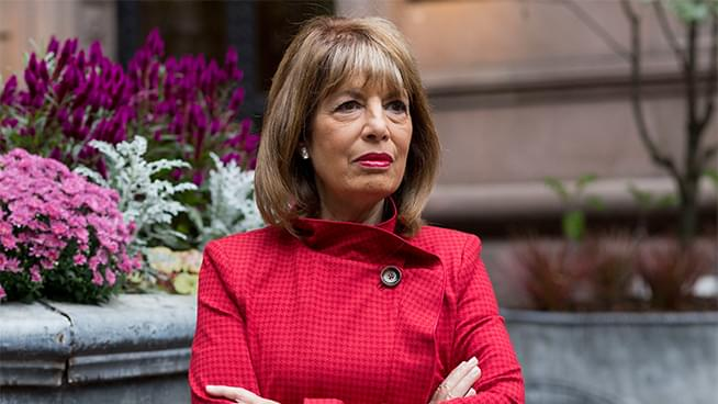 "Congresswoman Jackie Speier: ""This is Congress, not the wild west"""