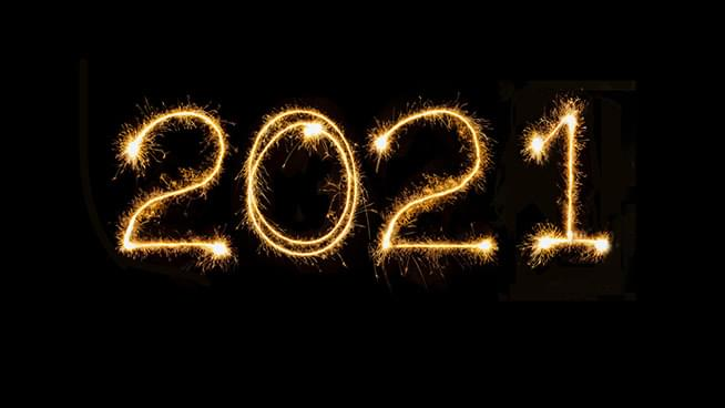 The John Rothmann Show: First Thoughts of 2021