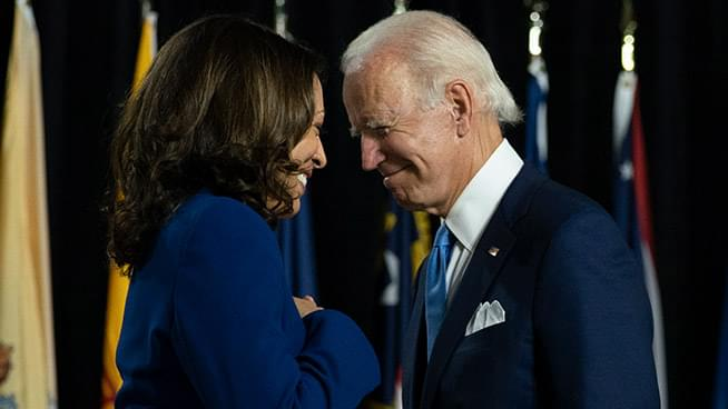 The Morning Show with Nikki Medoro: Joe Biden arrives in D.C., prepares for tomorrow's big day