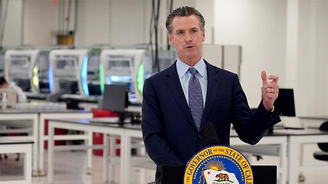 Newsom: CA will provide $2.6 BILLION to pay back rent