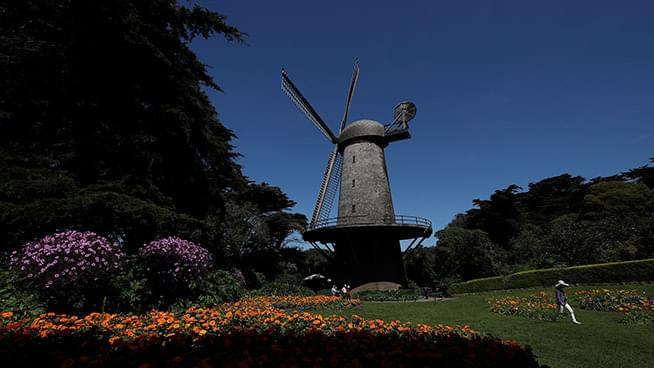 The Mark Thompson Show: Is there hidden treasure in Golden Gate Park?