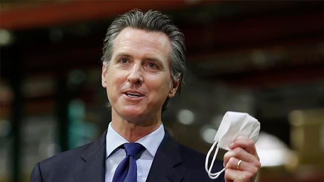 Newsom: Oakland Coliseum will Serve as Mass Vaccination Site