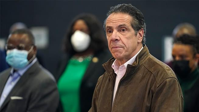 The John Rothmann Show: Andrew Cuomo's sexual harassment allegations
