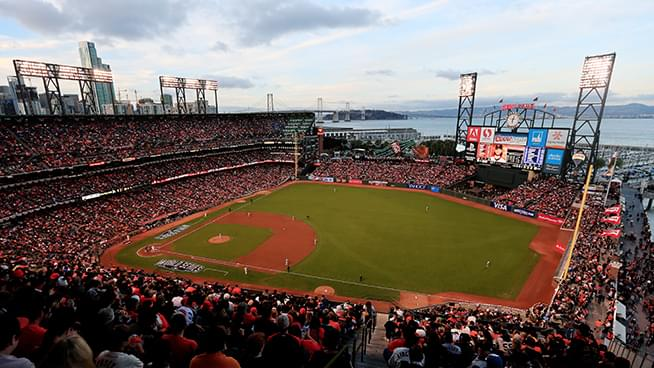 Giants set to welcome fans back to games after California announcement