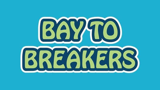 May 16 – June 2: Bay to Breakers