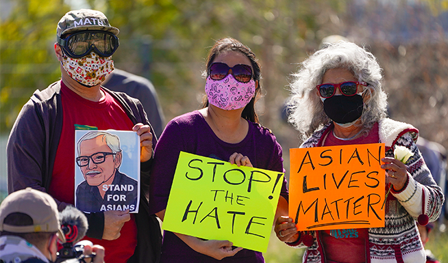 The Pat Thurston Show: Stop Asian Hate, NAACP Special