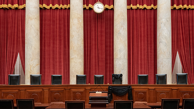 Ronn Owens Report: Movement to expand the number of justices on the Supreme Court