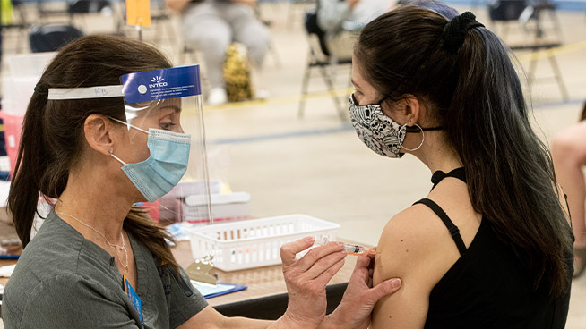 CDC reveals new guidelines for fully vaccinated Americans