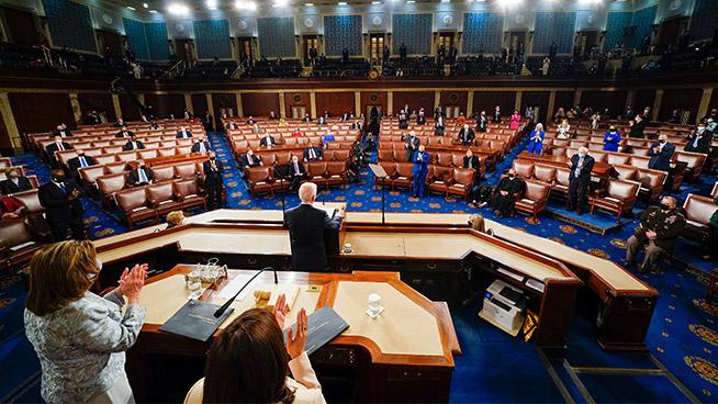 The John Rothmann Show: President Biden's Address to Congress