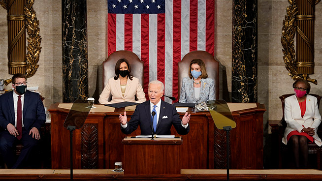 Ronn Owens Report: Proposals put forth in President Biden's speech to Congress
