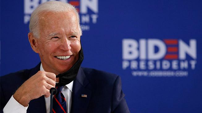 Ronn Owens Report: 1/3 of American's believe Biden's win wasn't legit, 2/3 optimistic for the future