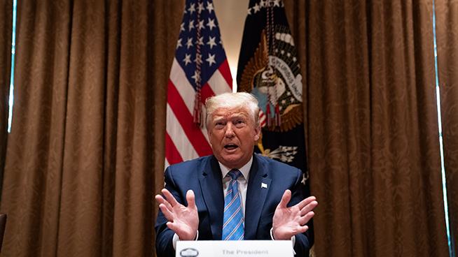"Ronn Owens Report: Trump blames loss on ""THE BIG LIE"""