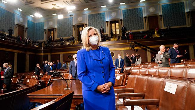Ronn Owens Report: Singing the praises of Liz Cheney…Wait…What?