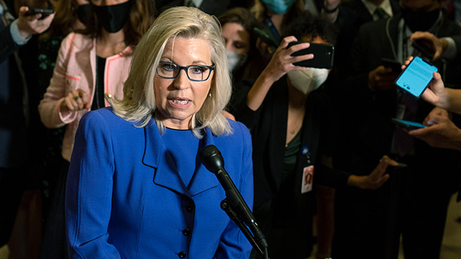 Ronn Owens Report: Liz Cheney's removal from her House Republican leadership post