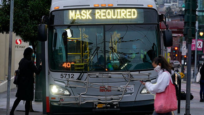 San Francisco Will Wait to Adopt New CDC Guidelines Recommending Vaccinated People Don't Need Masks Indoors
