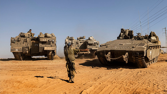 Pat Thurston Comments on Israel's Crumbling Narrative
