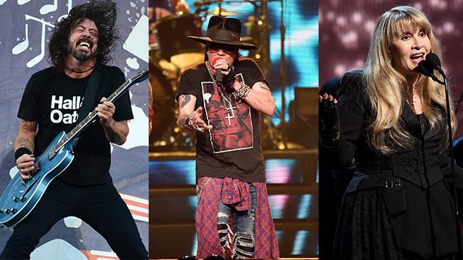 Guns N' Roses, Stevie Nicks, Foo Fighters, Miley Cyrus, Run The Jewels and More to Headline BottleRock Napa Valley
