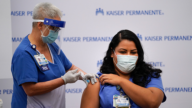 Is it our job to make sure everyone gets vaccinated? John Rothmann hears your thoughts