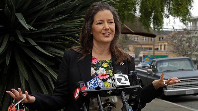 Oakland Mayor Schaaf on adjusting to new mask guidelines and keeping the A's in Oakland
