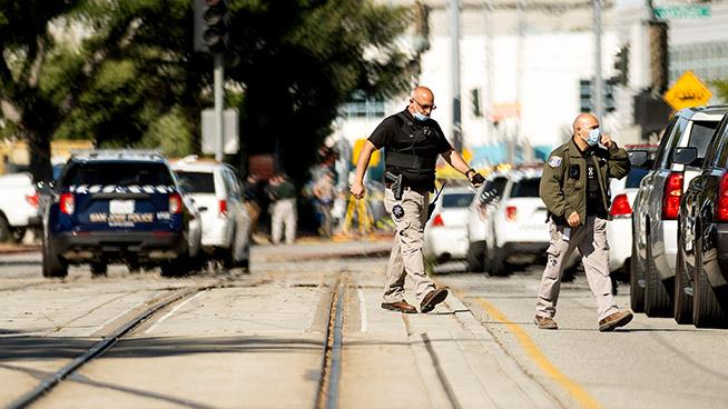 Multiple People Killed at San Jose VTA Yard