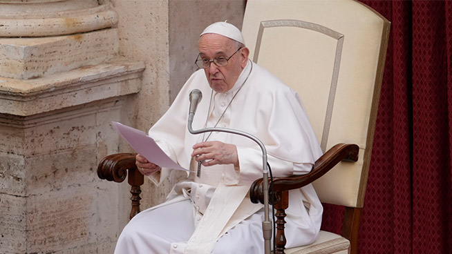 Pope Francis makes extensive revision to Catholic Church law