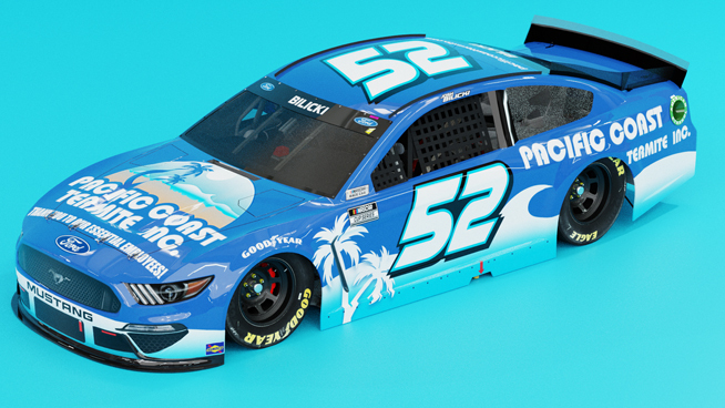 Pacific Coast Termite Honors Employees with one-race sponsorship at Sonoma Raceway