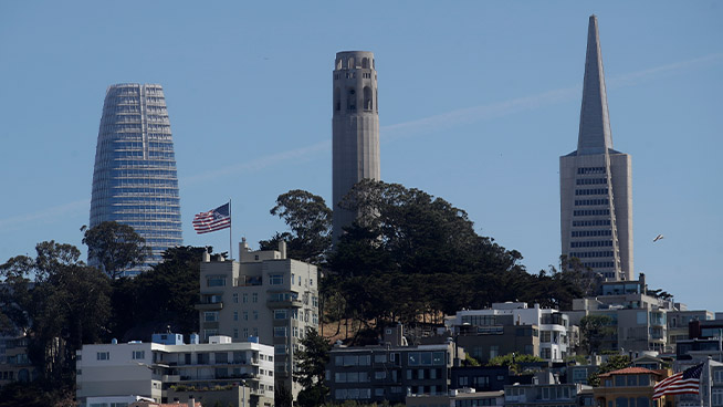 San Francisco will align with California's reopening plan
