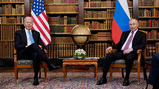 'Pure business' at Biden-Putin summit: No hugs, no brickbats