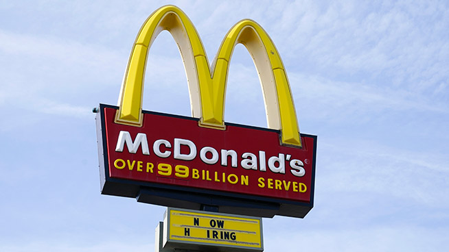 McDonald's Offers COVID-19 Vaccines in California Stores