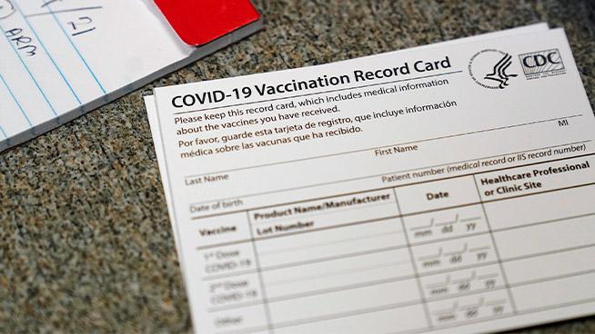 California offers digital vaccine verification, Nikki Medoro shares her experience