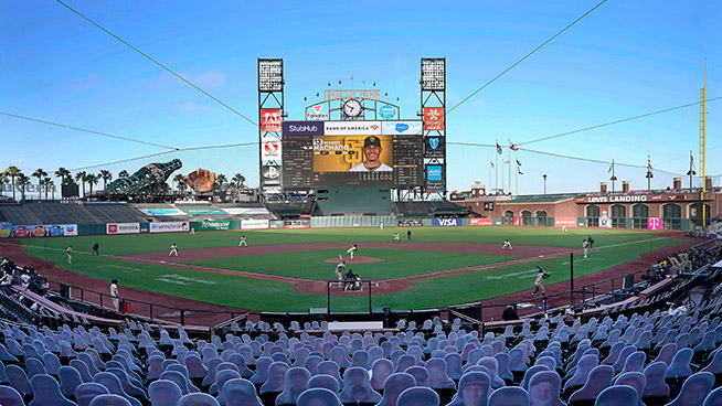 Vaccinate at the Plate to Receive Free Giants Tickets