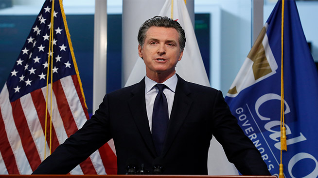 Governor Newsom Faces new Candidate in Recall Election
